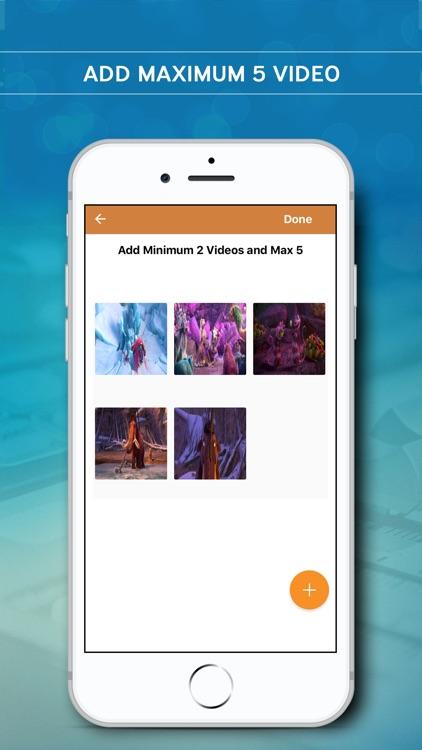Video Joiner screenshot-3