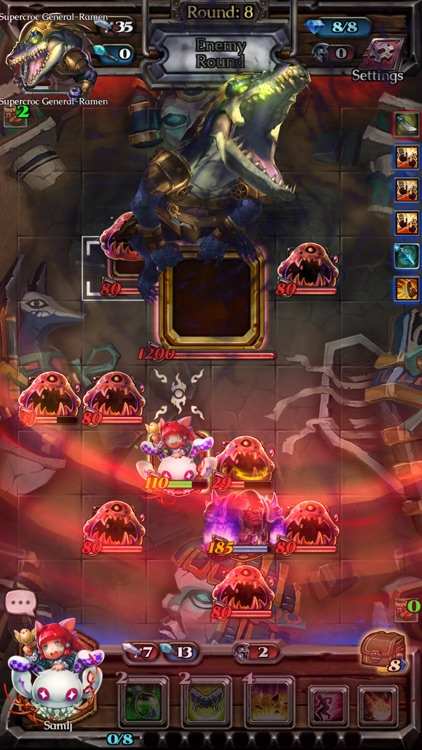 Heroes of Arzar screenshot-1