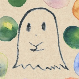 The cute ghost