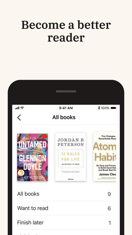 Basmo Book Tracker,Reading Log