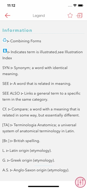 Stedman's Medical Dictionary N on the App Store