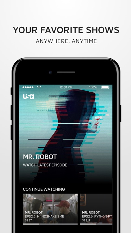 USA Network screenshot-0