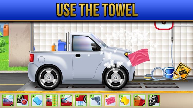 Little Car Wash Spa screenshot-5