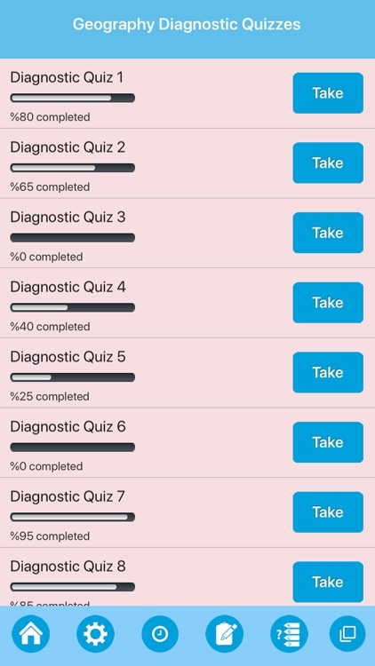 High School Geography Quiz screenshot-7