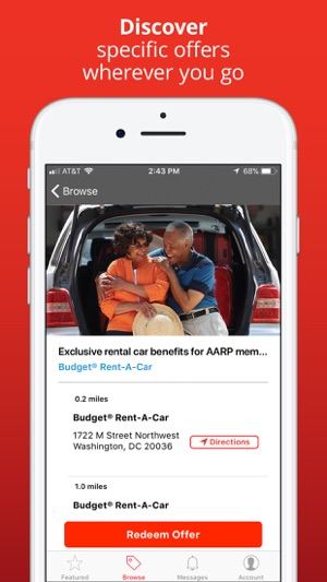 Aarp Member Benefits On The App Store
