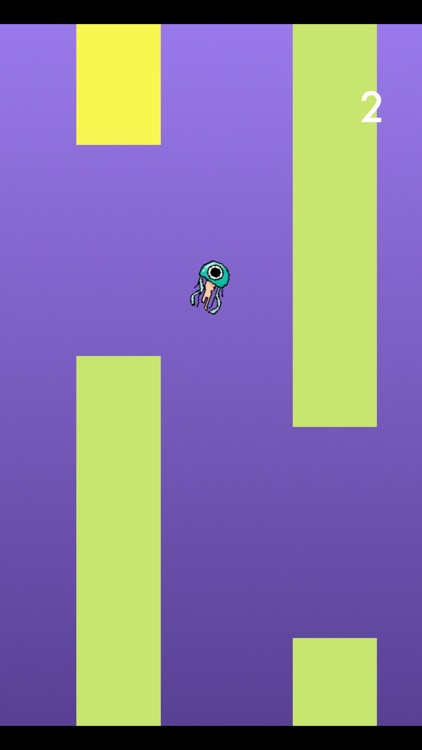 Jellyfish Tap - Watch Game screenshot-3
