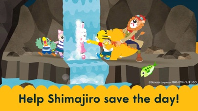 Shimajiro's Adventures screenshot 3