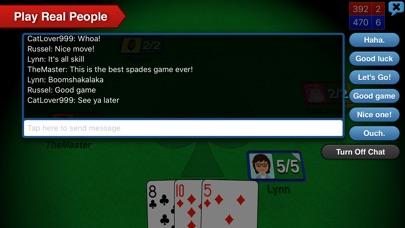 Spades+ Скриншоты7