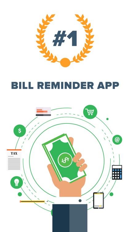 Bill Pay Reminder & Organizer+ screenshot-5