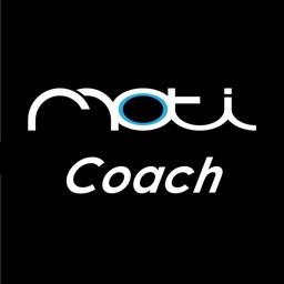 MOTi Coach: Best Gym Tracker