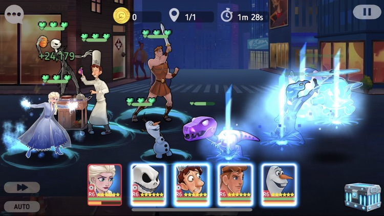 Disney Heroes: Battle Mode screenshot-6