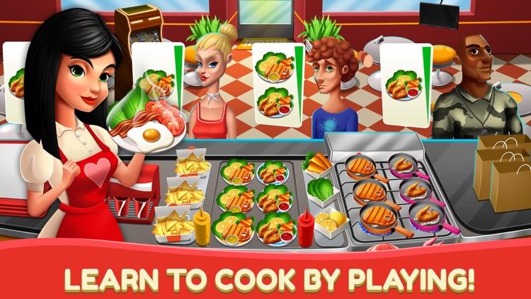 Kitchen Fever Chef Restaurant