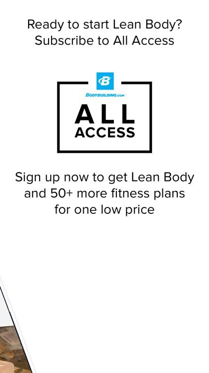 Lean Body with Lee Labrada screenshot-5
