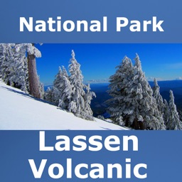 Lassen Volcanic National Park.