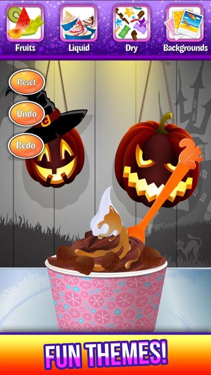 Frozen Yogurt Maker Salon screenshot-9