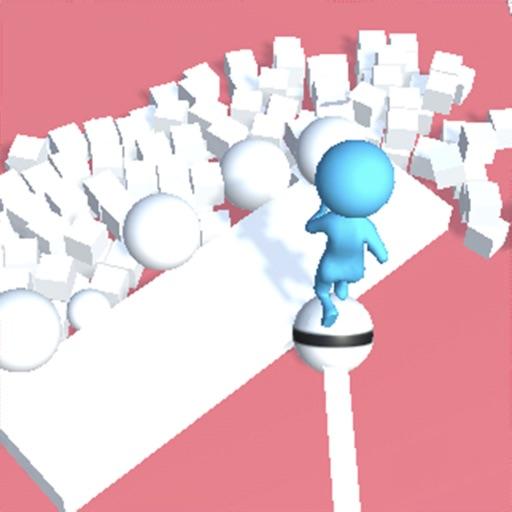 Color Bump 3D: Bounce Pusher