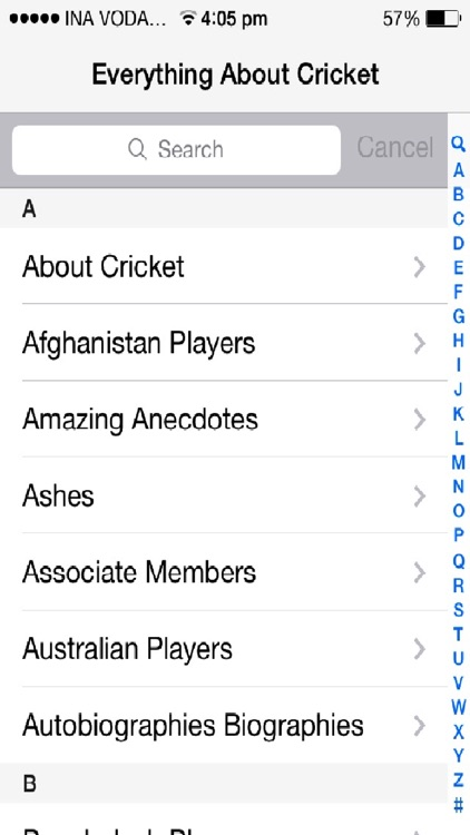Cricket Game Guide