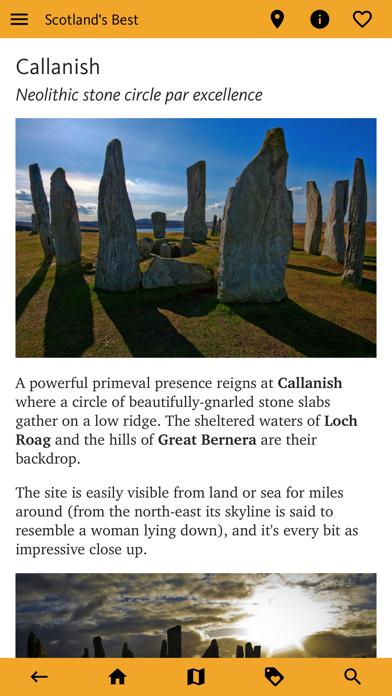 Scotland's Best: Travel Guide screenshot 3