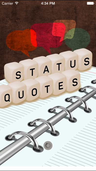 Status Quotes Collection 2018 screenshot one