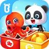 ベビーパンダの幼稚園ゲーム - iPadアプリ