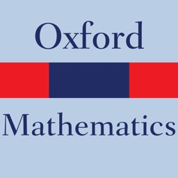 Conc. Oxford Maths Dictionary
