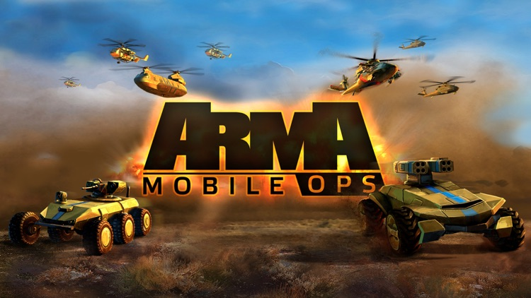 Arma Mobile Ops screenshot-0