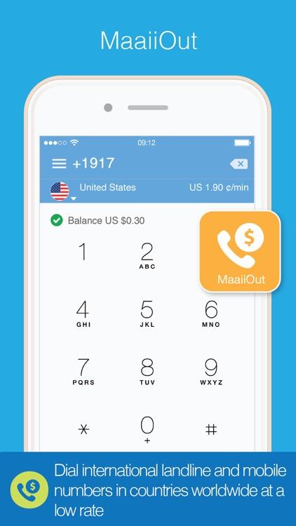 Maaii: Calls & Messages screenshot-4