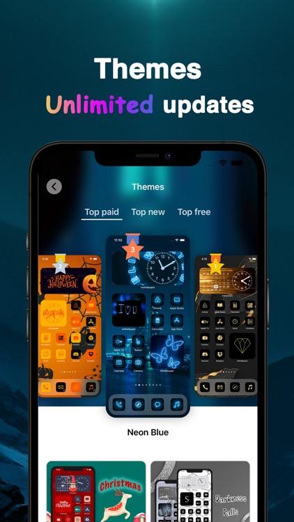 ThemesPro: App Icons & Widgets screenshot-7