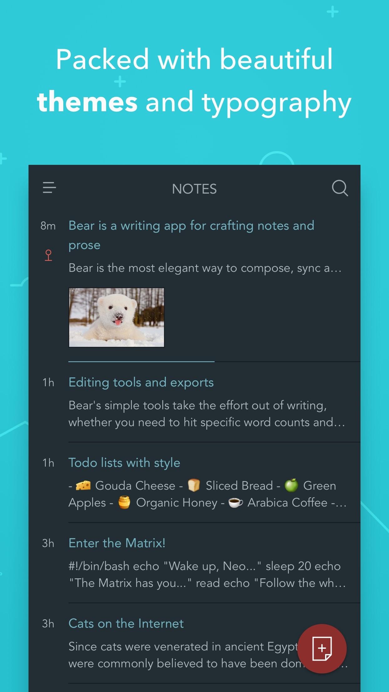 Bear Screenshot