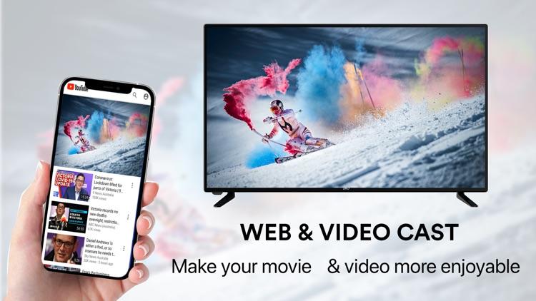 Screen Mirroring & TV Miracast screenshot-3