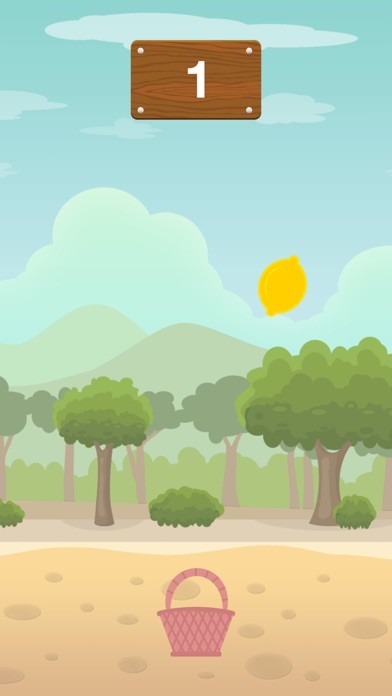 The Fruit Fall Screenshot 1