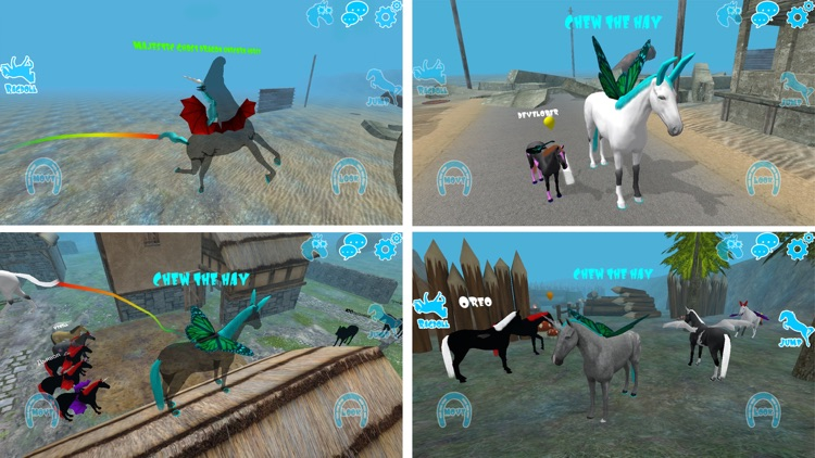 Hill Cliff Horse - Online screenshot-3