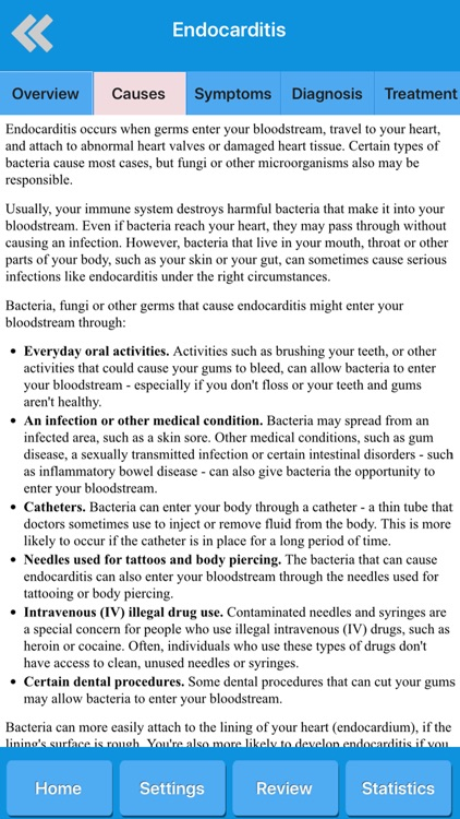 Circulatory System Anatomy screenshot-6