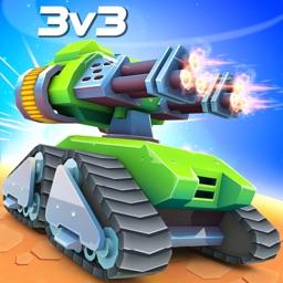 Tanks A Lot - 3v3争霸战