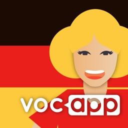 Learn German: VocApp Language