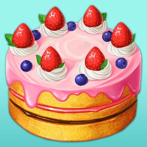 Торт чайник игра - My Cake Shop HD