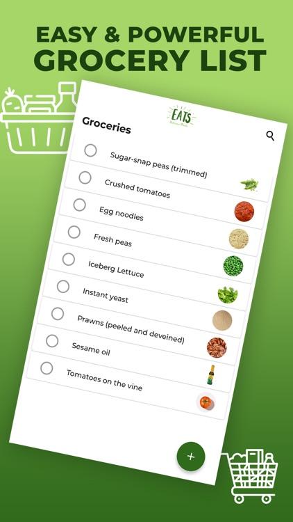 Eats - Meal Plan & Recipes screenshot-3