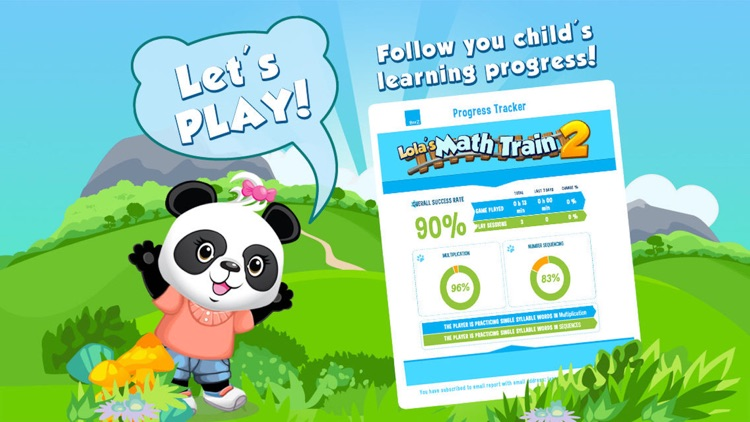 Lola's Math Train II screenshot-4