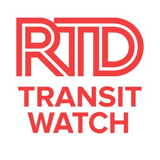 RTD Transit Watch iOS App