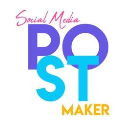Social Media Post Maker 2021