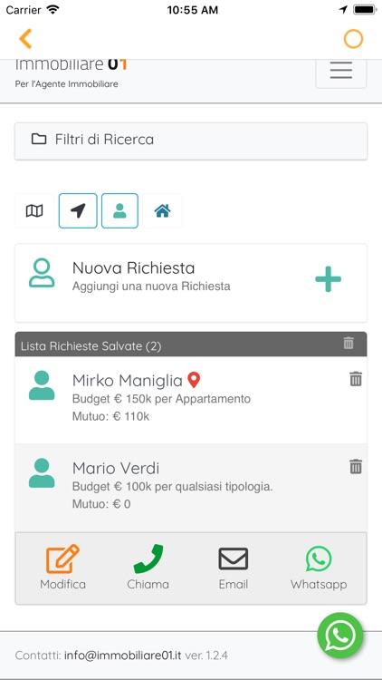 Immobiliare 01 - App x Agente screenshot-4