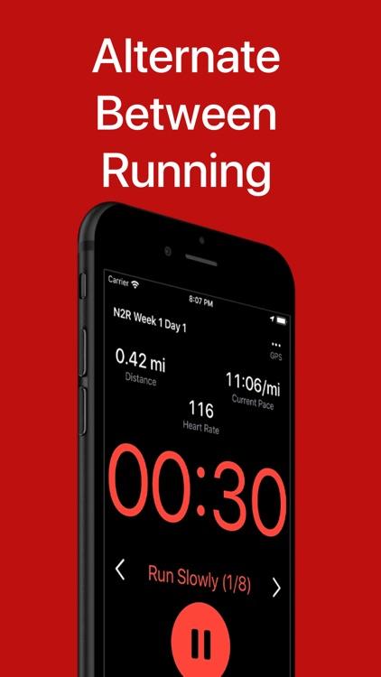 None to Run: Beginner, 5k, 10K screenshot-3