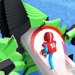 Stack Rush 3D