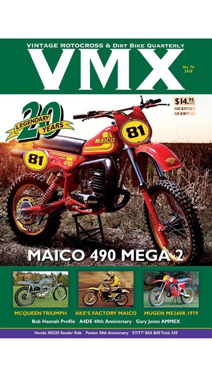 VMX Magazine – Quarterly