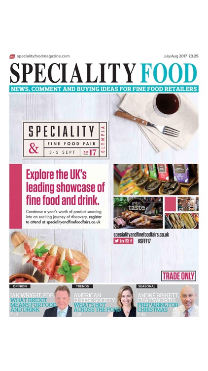 Speciality Food