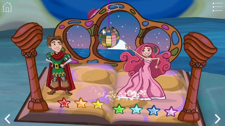 StoryToys Little Mermaid screenshot-0