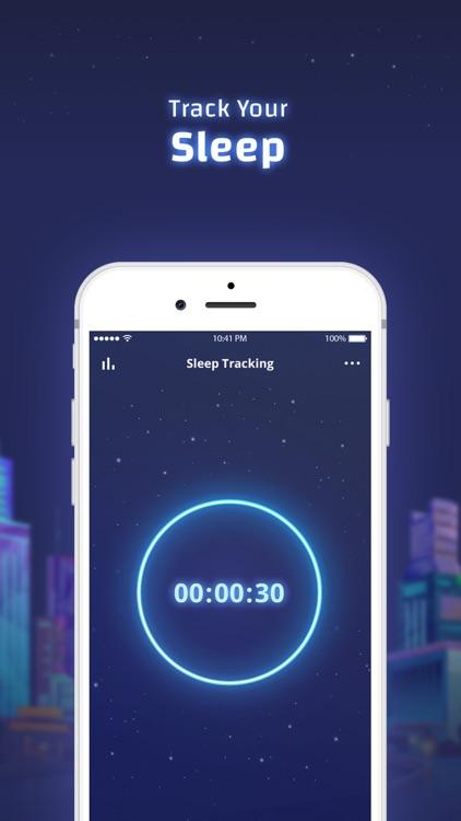 SleepX: Sleep Cycle Monitor