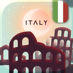 Ícone do app ITALY. Land of Wonders