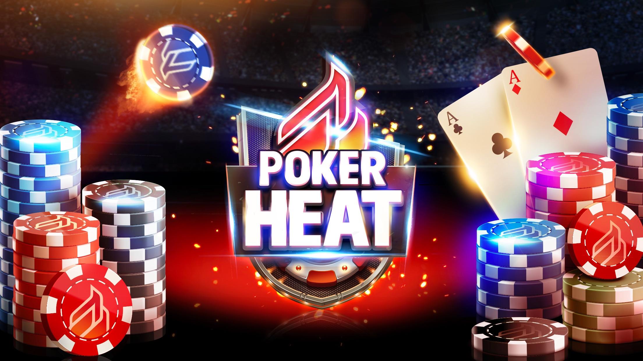 Poker Heat: Texas Holdem Poker Screenshot