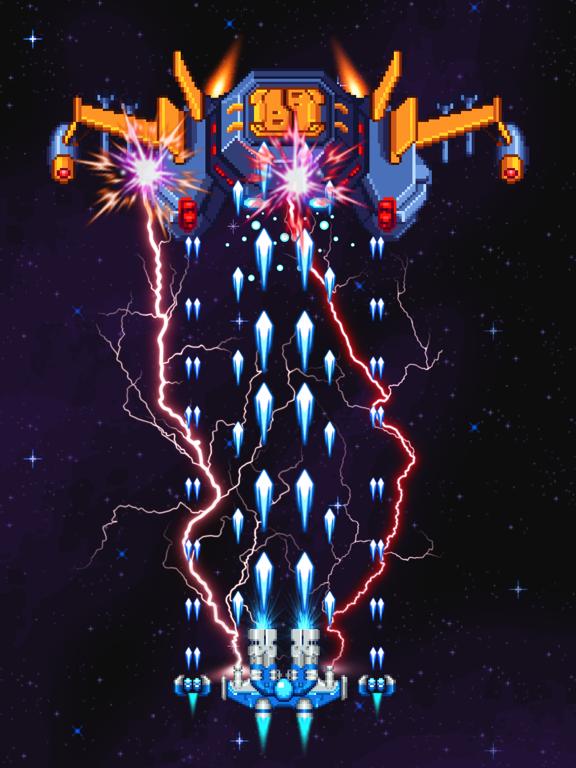 Alien War Spaceship Shooter screenshot 10
